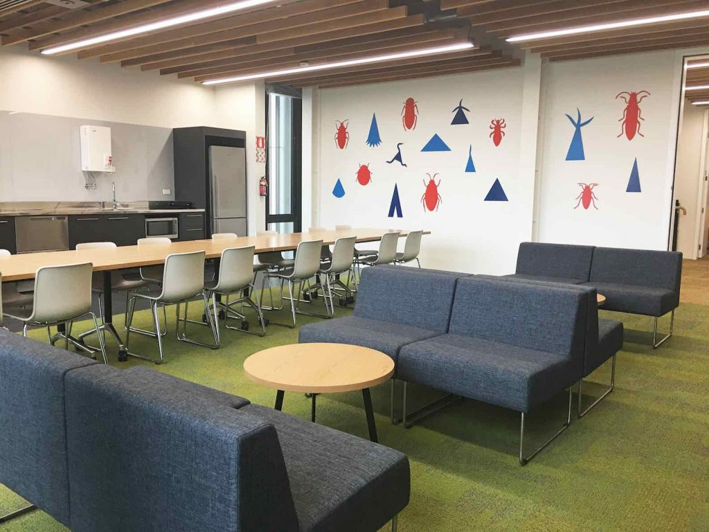 Fit out heritage office building for University of Auckland