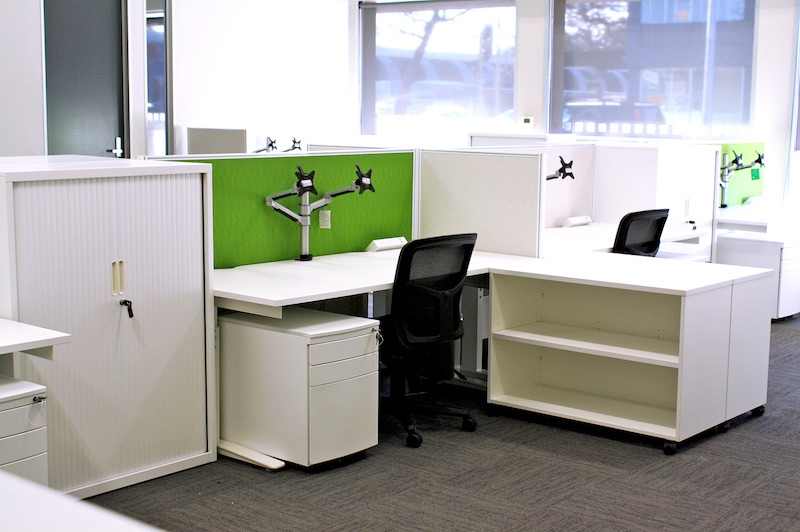 Worksafe Workspace-shared office fit out Rotorua