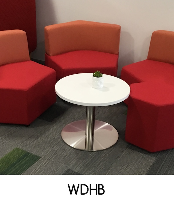 WDHB medical office fit out