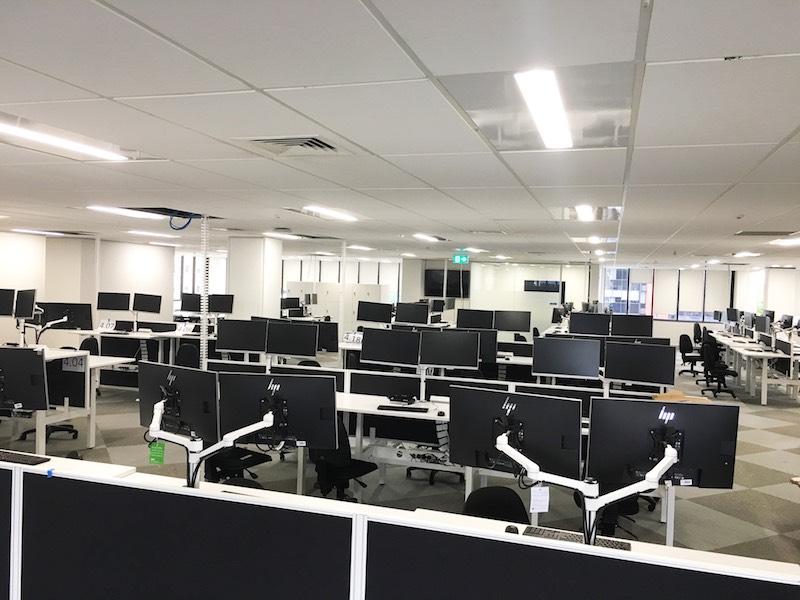 ACC office fit out Hamilton