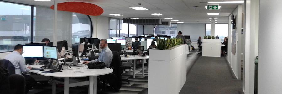 Benefits open office design-BFG